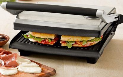Reviews of The Best Panini Presses of 2017