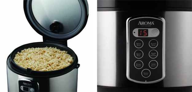 aroma 3 cooker