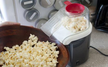 Reviews of The Best Popcorn Makers of 2016