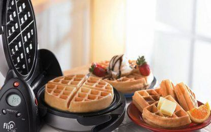 Make Tasty Waffles With The Best Waffle Makers of 2018