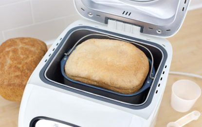Make Tasty Loaves With The Best Bread Machines
