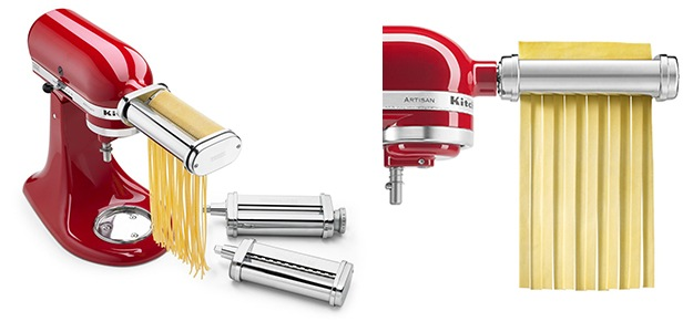 kitchenaid ksmpra electric pasta roller