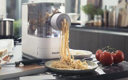 Electric Pasta Machine for Making Pasta at Home