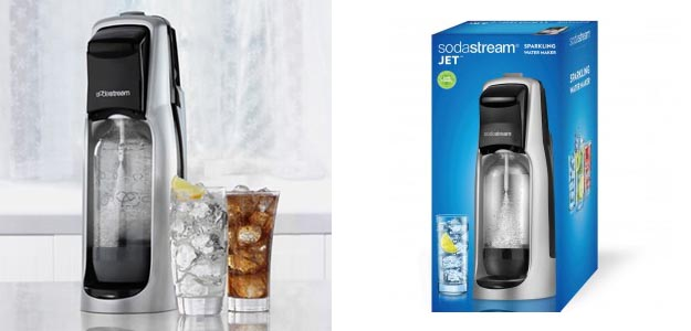 SodaStream Jet Sparkling Water Machine